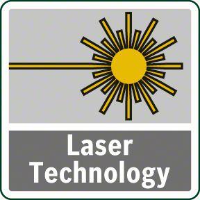 Bosch Quigo 3 laserska tehnologija