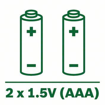 Bosch Zamo III baterije