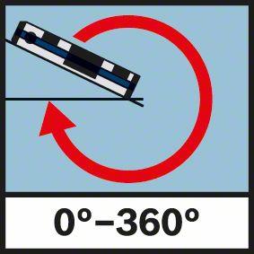 Merenje u 360 stepeni Bosch GIM 60