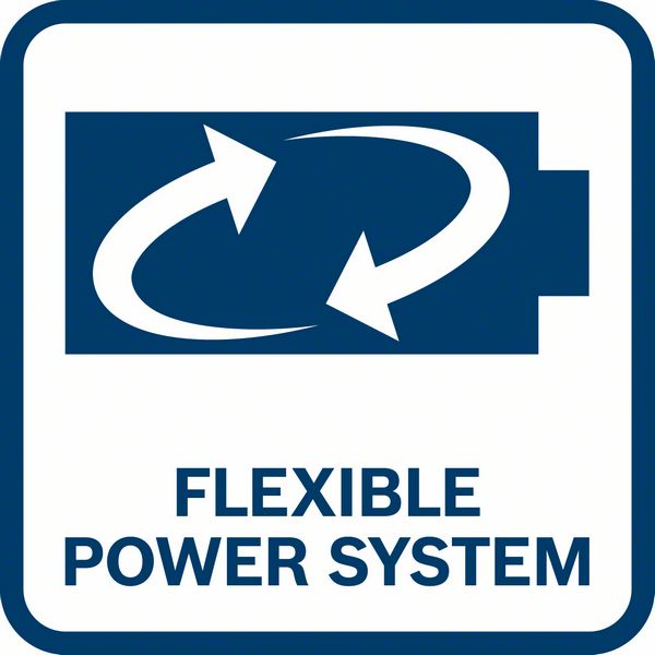 Fleksibilni sistem napajanja Bosch GAS 12V