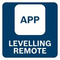 Aplikacija za telefon Bosch GLL 3-80 C