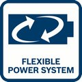 Fleksibilni sistem napajanja Bosch GBA 12V 2,0 Ah