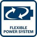 Fleksibilni sistem napajanja Bosch GBA 12V 3,0 Ah