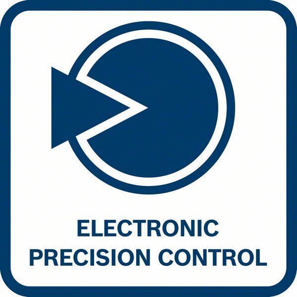 Bosch GBH 18V-26 F elektronska kontrola preciznosti