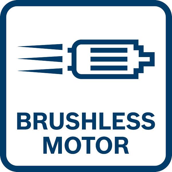 Brushless motor bez četkica Bosch GDX 18V-200 C
