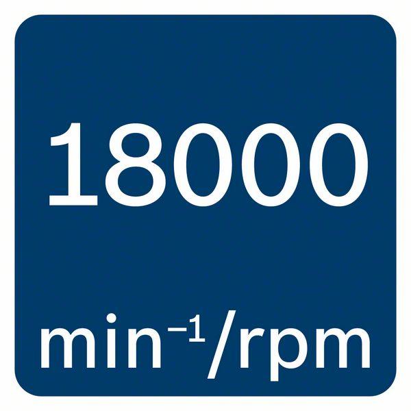 Bosch GHO 16-82 broj obrtaja