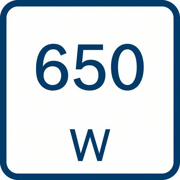 Bosch GHO 6500 snaga 650W