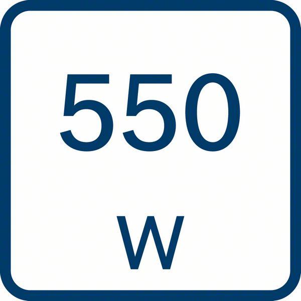 550 W snaga Bosch GOP 55-36