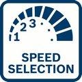 Bosch GSB 20-2 izbor brzine