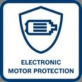 Bosch GSR 12V-15 elektronska zaštita motora