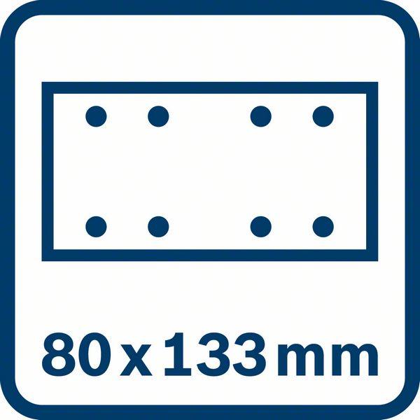 Bosch GSS 160 Multi brusna ploča