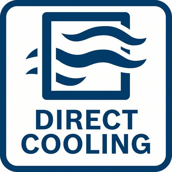 Bosch GWS 19-125 CIE direktno hlađenje