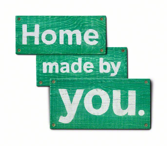 Bosch Quigo 3 home made by you
