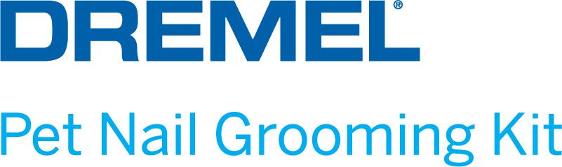 Dremel Pet Nail Grooming Kit logo