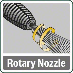 Bosch AdvancedAquatak 150 rotaciona mlaznica