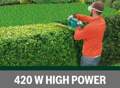 Bosch AHS 45-16 velika snaga 420W