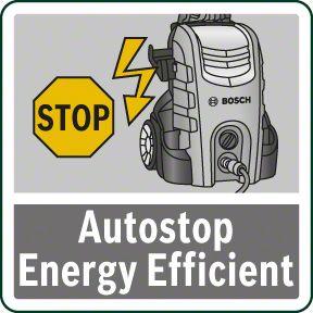 Bosch UniversalAquatak 125 autostop štedi vodu i energiju