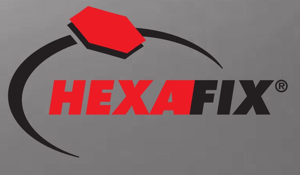 Collomix HEXAFIX prihvat
