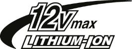 Makita 12V akumulator