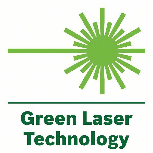 QUIGO Green zeleni laserski zrak