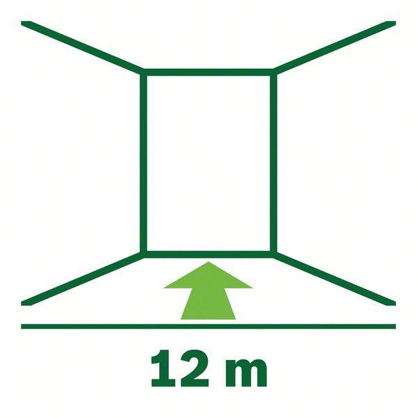 QUIGO Green 12 metara domet