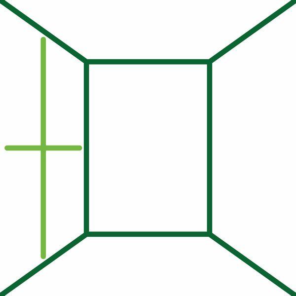 QUIGO Green laserske linije