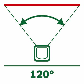 Bosch UniversalLevel 2 120 stepeni raspon