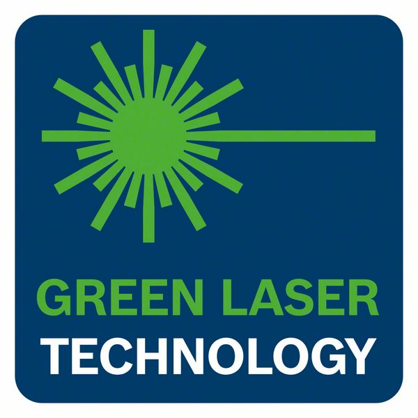 Bosch GCL 2-50 G linijiski laser zeleni zrak