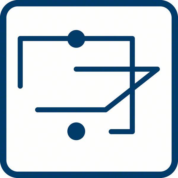 Bosch GCL 2-15 dve linije i tačka