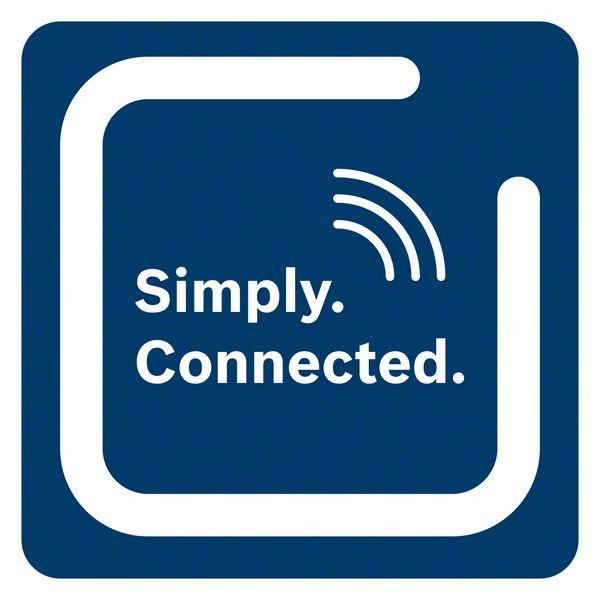 Bosch GCL 2-50 C linijski laser Bluetooth funkcija