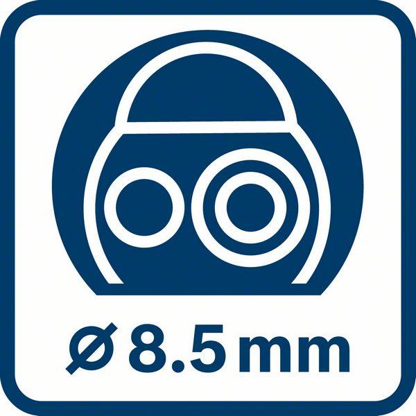 Bosch GIC 120 C 8,5mm glava kamere