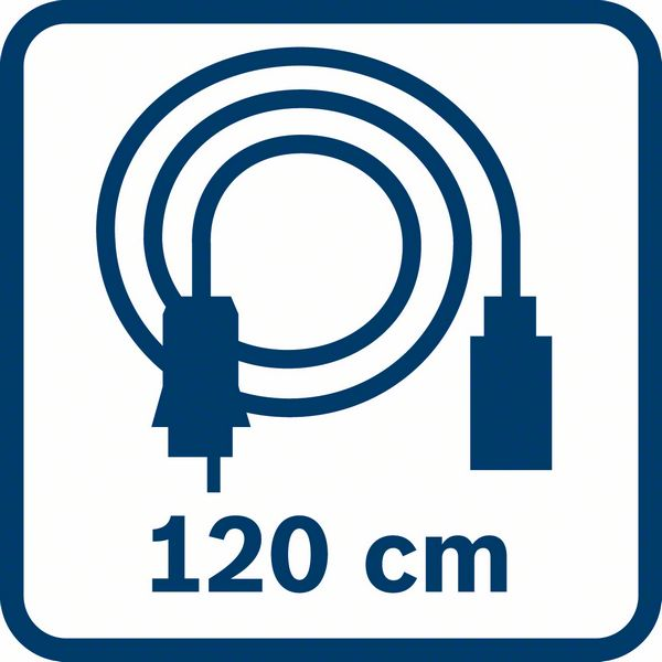 Bosch GIC 120 C 120cm dužina kabla kamere