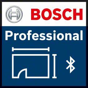 Bosch Measuring Master aplikacija za GIS 1000 C