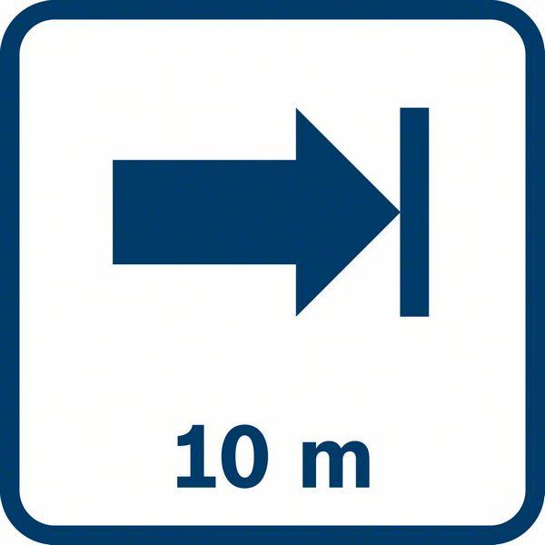 Bosch GLL 2-10 domet 10m