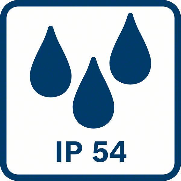 Bosch GLL 2-10 IP54 zaštita