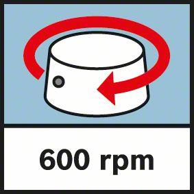 Bosch GRL 400 H 600 obrtaja u minutu