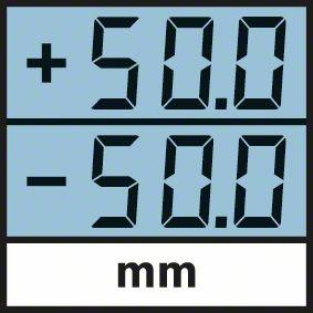 Bosch GRL 500 H relativna visina