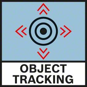 Wall Scanner D-Tect 150 praćenje objekta