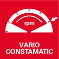 Vario Tacho Constamatic isti broj obrtaja čak i pod opterećenjem Metabo