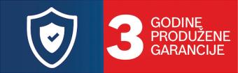 3 godine garancije na Bosch plave alate