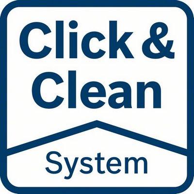 Click & Clean System priključak na usisivač