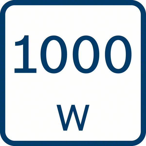 Ekvivalent 1000 W