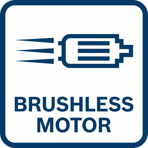 Bosch GBH 180 LI motor bez četkica