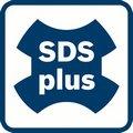 Bosch GBH 2-26 DRE - SDS-Plus prihvat