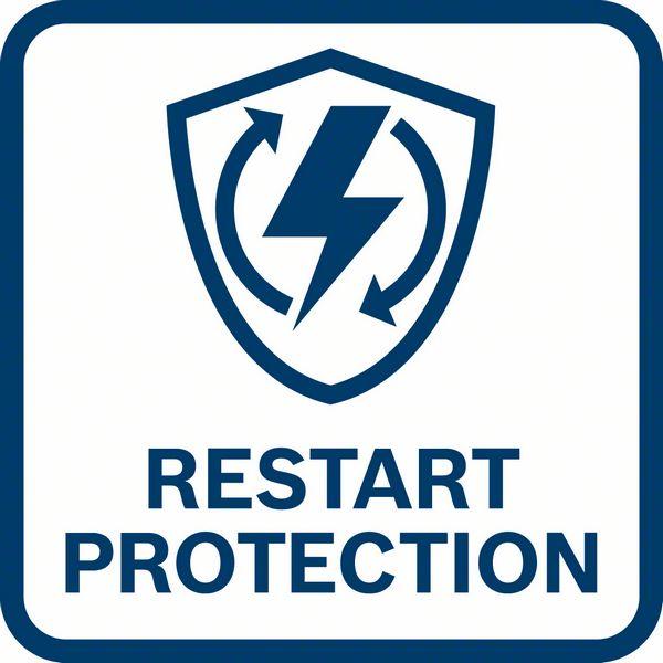 Zaštita od ponovnog pokretanja