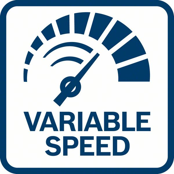 Bosch GSA 18 V-Li podešavanje brzine oscilacija testere