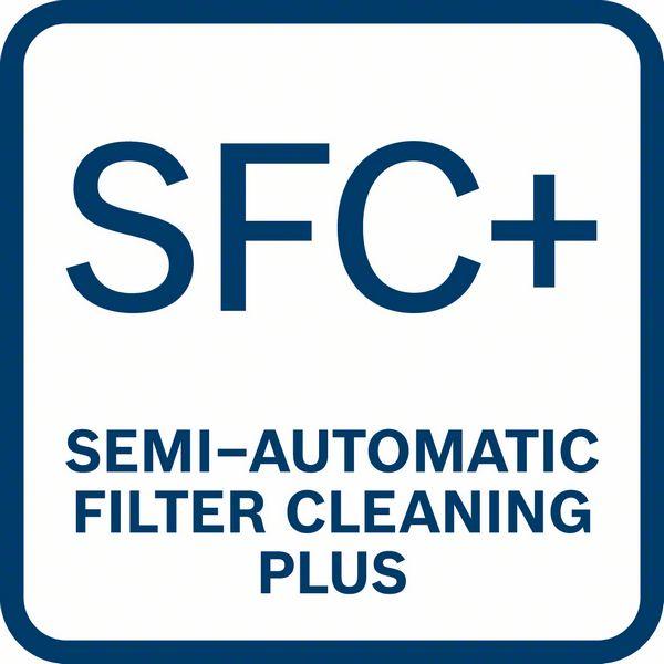 Bosch GAS 35 L SFC+ poluautomatsko čišćenje otresanje filtera