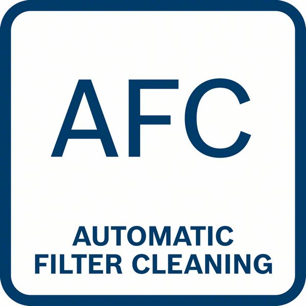 Bosch GAS 55 M AFC automatsko čišćenje otresanje filtera