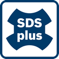 Bosch GBH 2-26 DFR SDS-Plus prihvat
