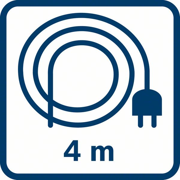 Bosch GET 75-150 dugačak kabl, čak 4 metra